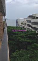 Cobertura duplex na quadra da praia