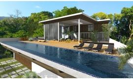 Casa em fase de acabamentos em excelente condomínio no Itanhangá - Projeto Thiago Bernardes