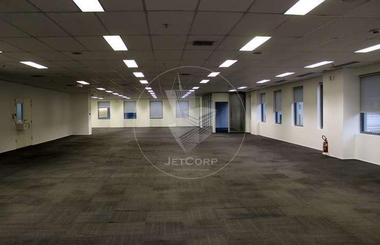 Sala comercial corporativa Triple A - Faria Lima/JK - locação