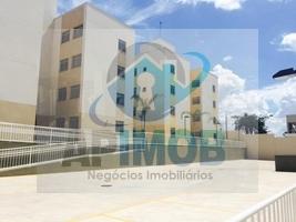 Apartamento - 2 quartos - Primeira Locação - Alugue sem fiador - Santa Luzia - MG - Liberdade
