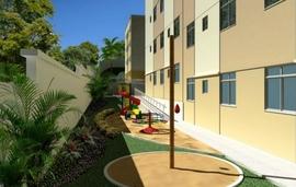 Apartamento - 2 quartos - Santa Luzia - MG - Liberdade