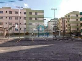 Apartamento - Dois quartos - Vespasiano - MG - Santa Clara