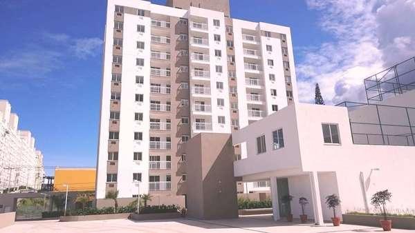 Apartamento 2 quartos na Glória - Del Mar