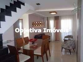 Cobertura duplex, 03 suítes, 200 m², 02 vagas, mobiliada, 300 metros da Praia do Forte - Passagem - Cabo Frio