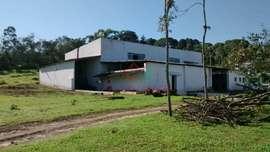 Sítio à venda em Embu Guaçu com galpões para montar fábrica
