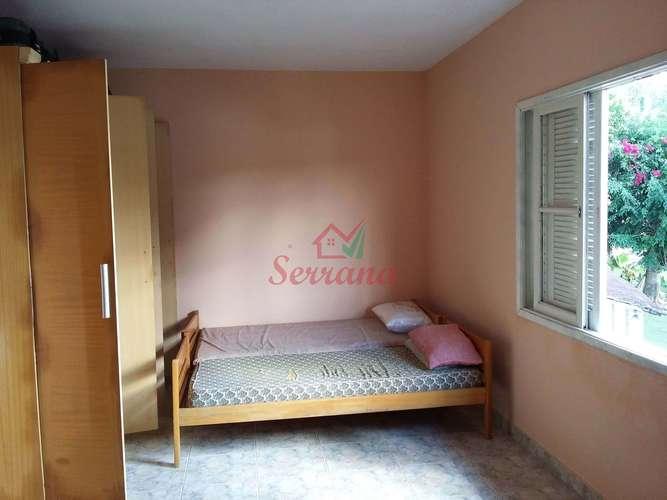Dormitório da casa sede