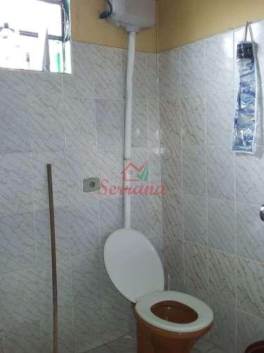 Banheiro azulejado