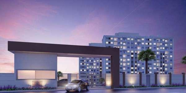 Apartamentos no Spazio Molinere - 2 e 3 quartos na Glória