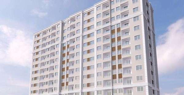 Apartamentos 2 quartos no Spazio Molinere - Glória