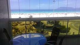 Apartamento para temporada em frente ao mar - Cabo Frio