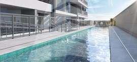 Excepcional Lançamento - Apartamento à venda de 69 metros a poucos passos do Metrô Vila Madalena.2 dormitórios, 1 suíte, 1 vaga.