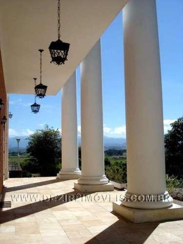 Pilares da casa
