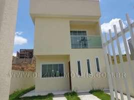 Casa Duplex á venda em Resende no Monet, 3 quartos