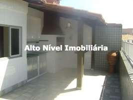 Cobertura Duplex a venda no Braga