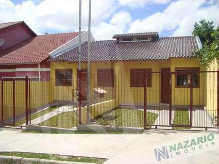 CASA 2 DORMITÓRIOS Minha Casa, Minha Vida