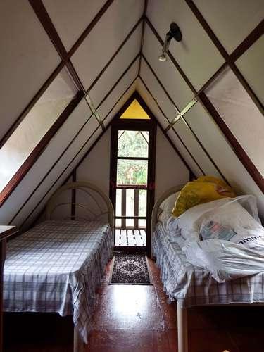 Dormitório do chale