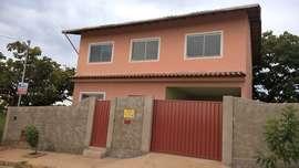 Casa 2 andar a venda no bairro Novo Brasil em Funilândia mg