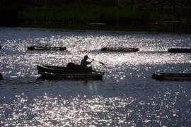 Fazenda para criação de peixes em Funilandia MG