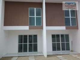 RESIDENCIAL MARACANAÚ, Casas Duplex, 4 quartos, 2 vagas