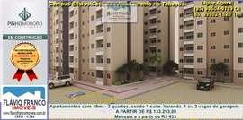 CAMPUS ELISIOS RESIDENCE – Apartamentos no Tabapuá Caucaia