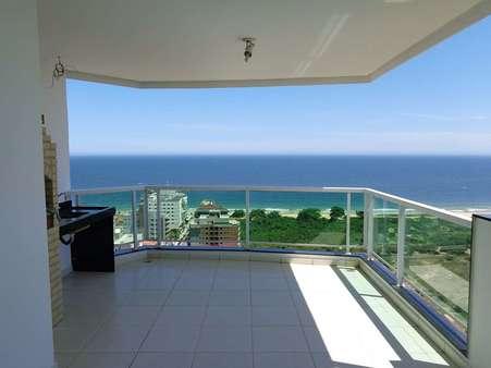 Alugar apartamento 2 quartos na Glória com vista mar