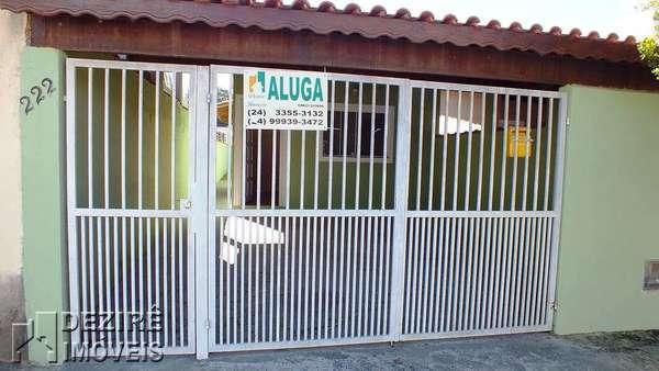 Casa para alugar em Resende no bairro Itapuca