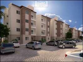 RESIDENCIAL TULIPAS – Apartamentos a venda na Parangaba
