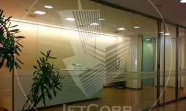 Sala comercial mobiliada para locação na Vila Olímpia - 311 m²