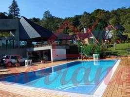 Sítio em São Lourenço da Serra com linda casa a venda