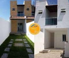 Residencial Jari, Casas Duplex em Maracanaú Ce