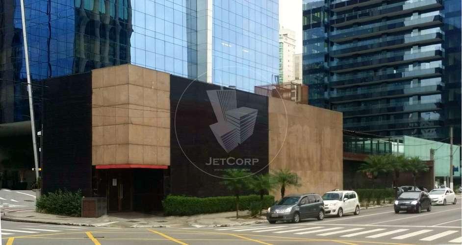 Excelente loja para locação no Itaim Bibi - 465 m² - www.JetCorp.com.br
