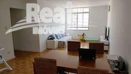 Excelente apartamento em Pinheiros. Pronto para morar, andar alto bem iluminado, próximo ao Metrô Clínicas em rua arborizada.