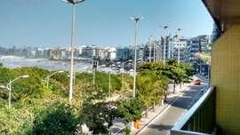 Apartamento na Praia do Forte com vista para o mar