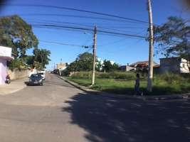 Excelente terreno de esquina em São Pedro da Aldeia
