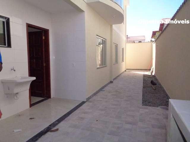 Área externa do condomínio