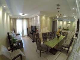 Belém - Apartamento para Venda com 2 dormitórios, uma vaga e sacada envidraçada.