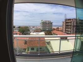 Apartamento com linda vista para o mar Nautilus XV