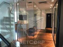 Sala comercial corporativa à venda na Vila Olímpia - 251 m² - cobertura
