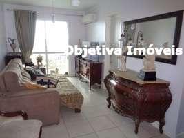 Apartamento mobiliado, 1 quarto, 2 vagas, Braga - Cabo Frio - RJ
