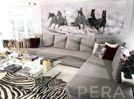Maravilhosa casa mobiliada em condomínio no Campo Belo para locação, com 350 metros, 3 suítes e 2 vagas!