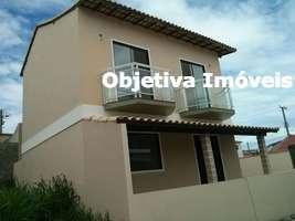 Casa com 2 quartos, 1 vaga, no Condomínio Cisne Branco, São Pedro da Aldeia - RJ
