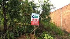 Lote 360m2 no Novo Brasil Funilandia mg