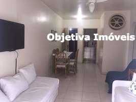 Apartamento à 50 metros da Praia do Forte - Cabo Frio, 2 quartos, 1 vaga, 89 m²