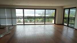 Alugo apartamento 3 suítes Lagoa lado Ipanema