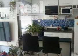 Apartamento para venda no Bom Retiro. Apartamento pronto para morar ao lado do metrô, 1 vaga, lazer com piscina.