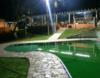 Chácara com piscina linda vista