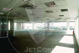 Laje corporativa próxima ao metrô - locação - 408 m² (R$ 90/m²)