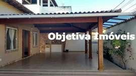 Casa independente, 3 quartos, 5 vagas, 225 m², Jardim Flamboyant - Cabo Frio - RJ