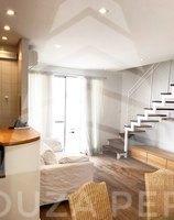 Lindo apartamento duplex mobiliado para locação em Moema, com 75 metros, 1 suíte com closet e duas vagas de garagem, por R$6.000,00 o pacote!