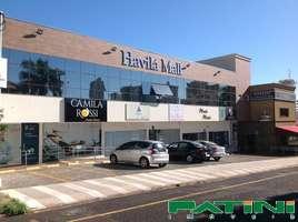 Sala comercial com 35 m2 Havilá Mall ao lado Beato Cafeteria